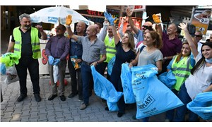 İzmirliler kentine sahip çıkıyor
