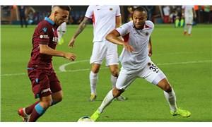 Trabzon'da  gollü beraberlik