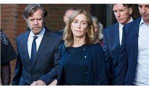 Ünlü oyuncu Huffman 14 gün hapis cezası aldı