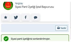 Davutoğlu depremi sürüyor: Bir eski vekil daha AKP'den istifa etti