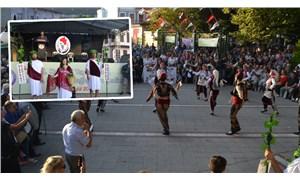 Üzüm şehri Kırklareli'nin Bağ Bozumu Şenlikleri'ne büyük ilgi