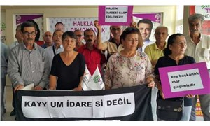 HDP'nin İzmir'deki kayyum protestosuna 6 gözaltı