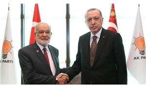 Karamollaoğlu: Görüşmemizde Erdoğan biraz ketum kaldı