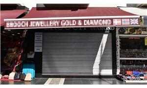 Saldırıya uğrayan gezgin Fatih Koparan dükkanını kapattı