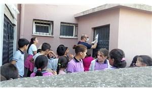 Sıvı sabun yerine yüzey temizleyicisi konuldu, 98 öğrenci hastanelik oldu