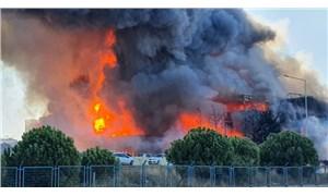 AFAD'dan Tuzla'daki yangın hakkında açıklama