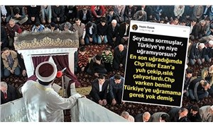 CHP'yi şeytana benzeten imam Meclis gündeminde