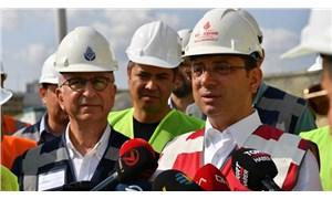 Ekrem İmamoğlu'ndan metro açıklaması: 2022 yılında bitmesini öngörmekteyiz
