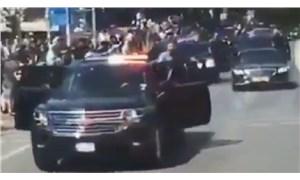 Erdoğan'ın Cuma namazı konvoyu sosyal medyada gündem oldu
