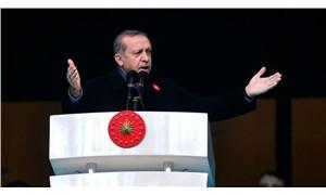 Erdoğan: Kapalı spor salonuna arena ismini veriyorsunuz, ne demek arena?