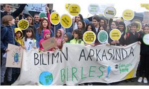 Küresel İklim Grevi için Türkiye dahil 139 ülkede eylem