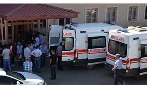 Okulda cıva zehirlenmesi şüphesi: 27 öğrenci tedavi altına alındı