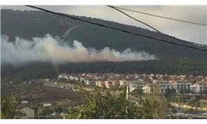 Pendik'teki orman yangınıyla ilgili bir kişi gözaltına alındı