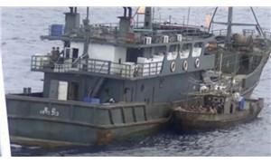 Rusya: Gözaltına alınan Kuzey Koreli denizcilerden biri hayatını kaybetti
