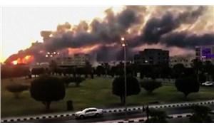 Suudi Arabistan'ın saldırıya uğrayan petrol tesisi Aramco'dan açıklama
