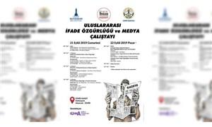 Uluslararası İfade Özgürlüğü ve Medya Çalıştayı yarın başlıyor