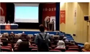 Kadın düşmanı derneğe kadınlardan protesto