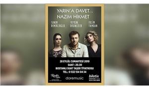 Nazım Hikmet 'Yarın'a Davet'le İzmir'de anılacak