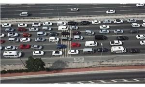 Pazartesi günü İstanbul'da bu yollar kapatılacak