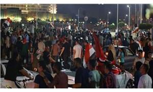 Sisi ilk kez protesto edildi