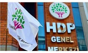HDP: İktidar HDP'yi kriminalize etmeye, yalnızlaştırmaya, tasfiye etmeye çalışmaktadır