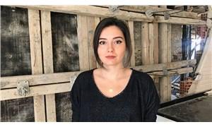 İnşaattan evlerinin salonuna ıslak beton doldu