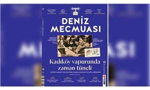 Kadıköy-Karaköy Vapur Hattının Geçmişi Yeni Deniz Mecmuası'nda