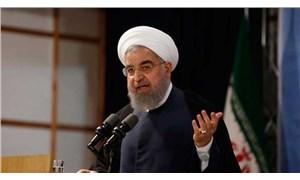 Ruhani: İran heyetinin New York'taki açıklamaları ABD'ye acı geliyor