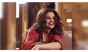 Talas Belediyesi photoshopla Selena Gomez'e türban taktı