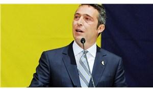 Fenerbahçe Kulübü Başkanı Ali Koç'a ceza