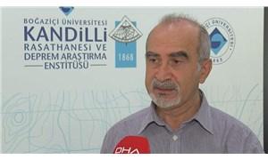 Kalafat: Marmara'da büyük deprem bekliyoruz