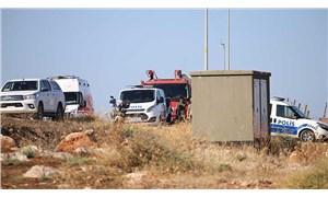 Mültecileri taşıyan askeri araç devrildi: Ölü ve yaralılar var