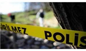Ormanda belden yukarısı olmayan cansız kadın bedeni bulundu