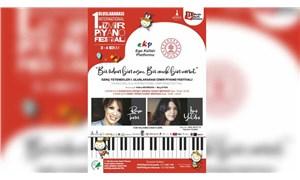 1.Uluslararası İzmir Piyano Festivali başlıyor