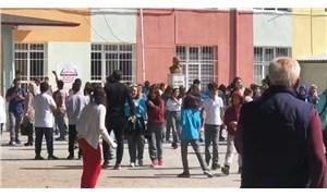 Deprem nedeniyle Bursa'da okullar tahliye edildi