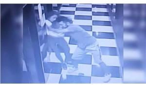 Araştırma görevlisi erkek tartıştığı kadını asansör boşluğuna itti