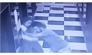 Genç kadını asansör boşluğuna iten erkek tutuklandı