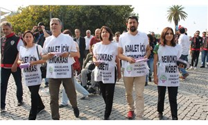 HDP'nin 'Demokrasi Nöbeti' İzmir'de