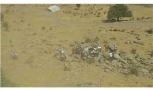 Şemdinli'de öğrencileri taşıyan minibüs şarampole yuvarlandı: 2 ölü, 4 yaralı