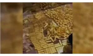 Çin'de eski belediye başkanının evinde 13.5 ton altın bulundu