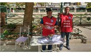 Maaşlarını alamayan 500 işçi TMSF ve AKP'ye yüreyecek