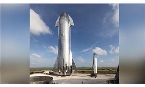 SpaceX'in yeni roketi tanıtıldı