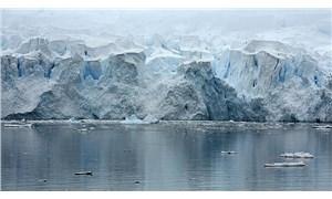 Antarktika'da 315 milyar tonluk buz kütlesi ana karadan koptu
