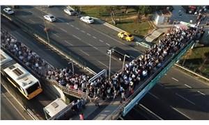 İBB'den metrobüs yoğunluğu açıklaması