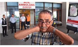 Huzurevinde 'bardak' kavgası: 2 yaralı