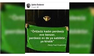 Karaburun Belediye Başkanı'ndan kadınlara hakaret eden müdüre suç duyurusu