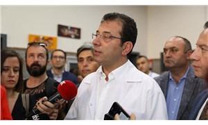 İmamoğlu'ndan 'Hamidiye Su' açıklaması
