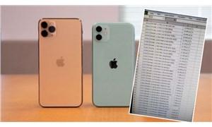 iPhone 11 Türkiye fiyatları ortaya çıktı iddiası