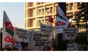 ÖDP İstanbul'da zamlara ve pahalılığa karşı sokağa çıkıyor