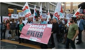 Samsun ÖDP'den zamlara karşı eylem: Krize ve baskı rejimine karşı tek çare halk iktidarıdır